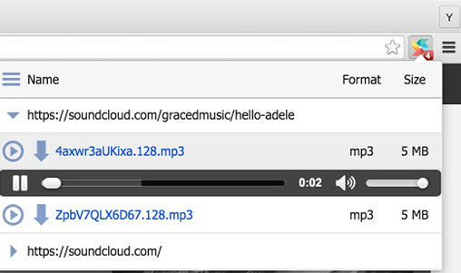 Chrome addons youtube download.