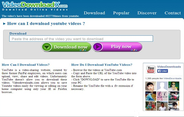 how to download youtube url