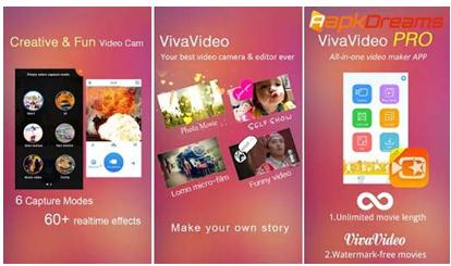 android video recording app