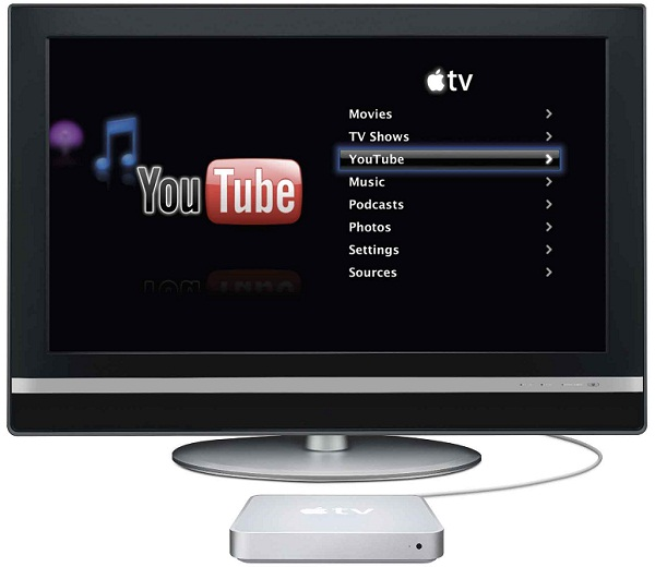 watch youtube videos on tv