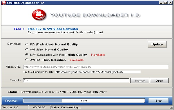 youtube fastest free downloader