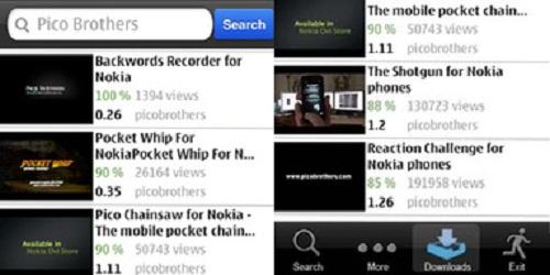 YouTube Downloader (Nokia)