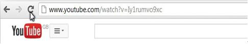 youtube playlist not working on browser