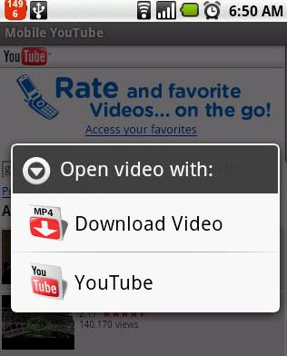 Best 5 free youtube downloader for android free youtube downloader for android ccuart Gallery