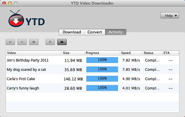 ytd youtube video downloader