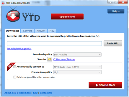 url video downloader free